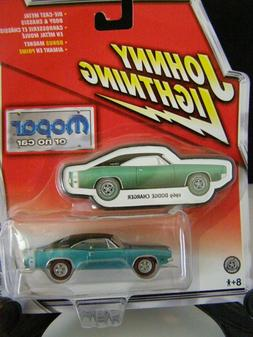 JOHNNY LIGHTNING MOPAR OR NO CAR 1969 DODGE CHARGER R/T  # 4