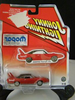 JOHNNY LIGHTNING MOPAR OR NO CAR 1970 Plymouth Superbird # 5