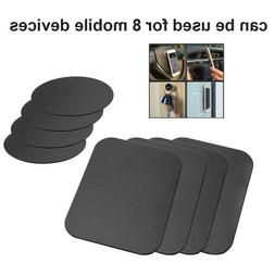 Mount Metal Plate 5 Pack, Universal Metal Disc Replacement w