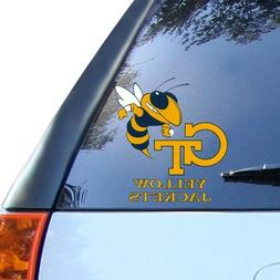 NCAA Georgia Tech Small Static Decal