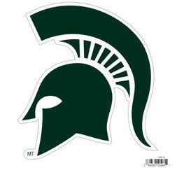 NCAA Michigan State Spartans Automotive Magnet, 8-Inch