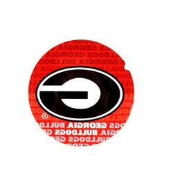NCAA Officially Licensed Georgia Bulldogs Repeating Design 4