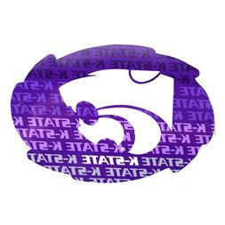 NCAA Officially Licensed Kansas State Wildcats Repeating Des