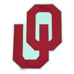 Game Day Outfitters NCAA Oklahoma Sooners Car Magnet OU