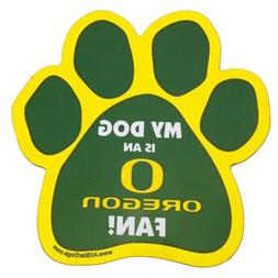 ncaa oregon ducks paw print