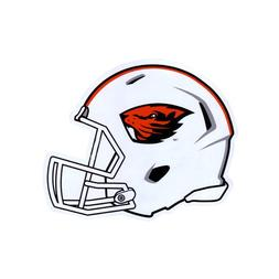 Game Day Outfitters NCAA Oregon State Beavers Helmet Car Mag