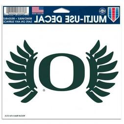 "NCAA University of Oregon Multi-Use Colored Decal, 5"" x 6"""