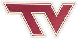 NCAA Vinyl Magnet: Virginia Tech Hokies