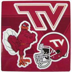 "Virginia Tech 12"" Magnet Sheet"