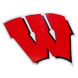NCAA Wisconsin Badgers Car Magnet