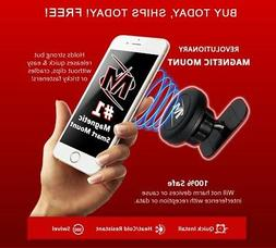 NEW Magnetic Cell Phone Car Smart Magna Mount Hands FREE Sma