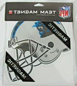 NFL Carolina Panthers Team Magnet, 8""