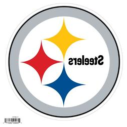 NFL Pittsburgh Steelers Automotive Magnet, 8-Inch