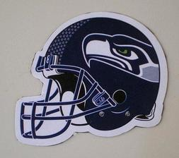 NFL Seattle Seahawks Team Magnet, 8""