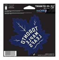 WinCraft NHL Toronto Maple Leafs Color 4.5 x 6 Die Cut Magne