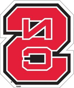 "North Carolina State Wolfpack 12"" Car Magnets - Set of 2"