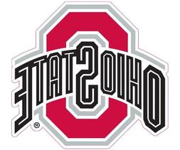 Ohio State Buckeyes Car Magnet Decal
