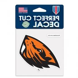 Oregon State Beavers Perfect Cut Decal 4 x 4 Inches