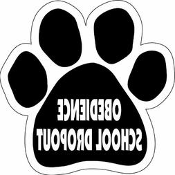 Imagine This Paw Car Magnet, Spoiled Boxer on Board, 5-1/2-I