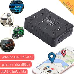REAL TIME Car Vehicle GPS Car GSM Magnet Hidden Spy Waterpro