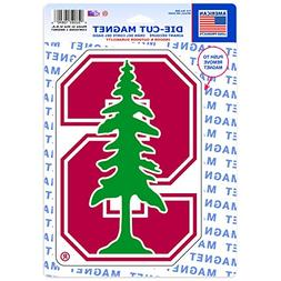 "WinCraft Stanford Cardinal Official NCAA 6"" x 9"" Car Refrige"
