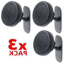 Sticky Magnetic Phone Holder - 3 Pack, TACKFORM  Cell Phone