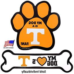 Pet Care Preferred Tennessee Vols Car Magnets - Paw