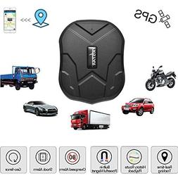 TKSTAR GPS Tracker with Strong Magnet for Car/Vehicle/Van Tr