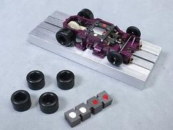 Tyco / Mattel HO Slot Car Parts - SUPER TIRES & Pro-8™ Tra