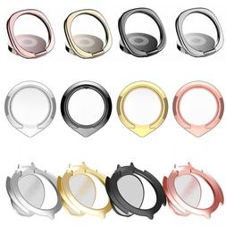 Universal 360° Finger Ring Cell Phone Holder Stand Car Magn