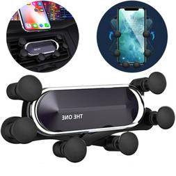 Universal 360° Gravity Auto Car Air Vent Mount Holder Stand