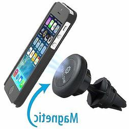 WizGear Universal Air Vent Magnetic Car Mount Holder for Cel