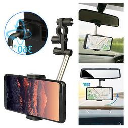 Universal Magnetic Car Mount Cell Phone Holder Stand Dashboa