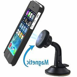 WizGear Universal Magnetic Car Mount Holder Windshield Dashb