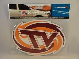 Virginia Tech Hokies NCAA Car Magnet