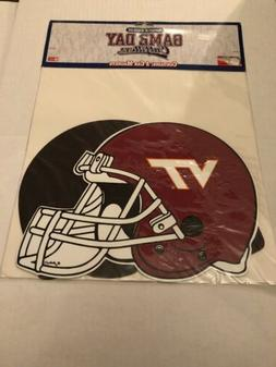 Virginia Tech VT Car magnet 2 pack