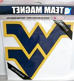 West Virginia Mountaineer's WV Car Magnet
