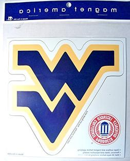 West Virginia Mountaineer's Small WV Car Magnet