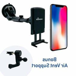Widras Windshield/Air Vent 2in1 Magnetic Car Mount Universal